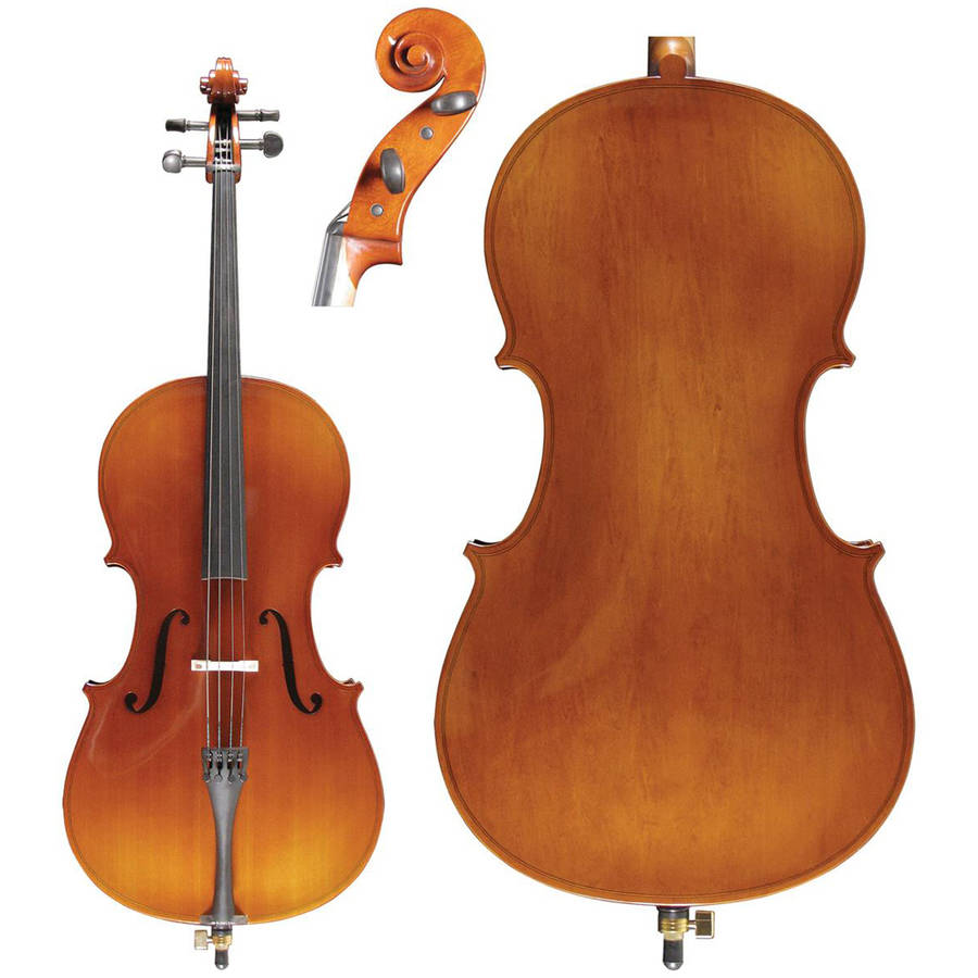 M. Ravel CE100 3/4 Cello Outfit