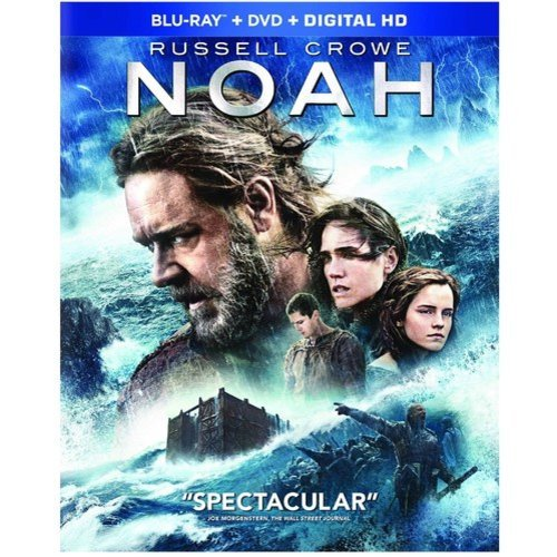 Noah (Blu-ray + DVD + Digital HD) (With INSTAWATCH) (Widescreen)