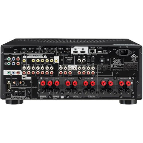 Pioneer SC-1522 9.2 CH Network-Ready A/V Receiver, Black