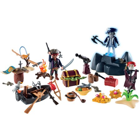 Playmobil Pirate Treasure Island Advent Calendar