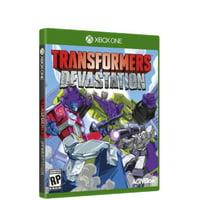 Transformers Devastation, Activision, Xbox One, 047875771208