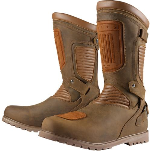 Icon 1000 Prep Waterproof Boots Brown