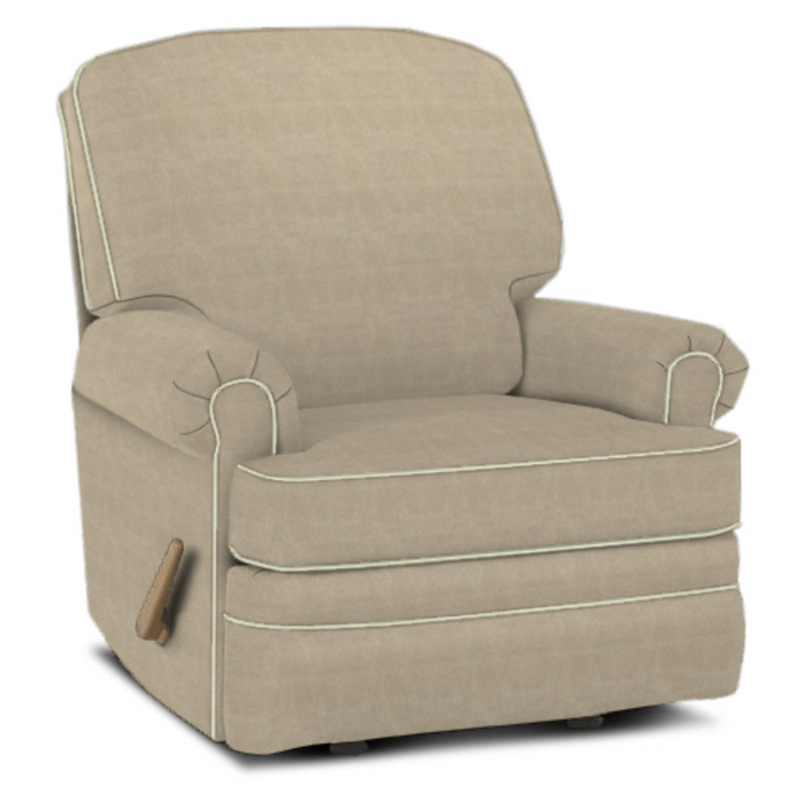 Nursery Classics by Klaussner Stanford Swivel Gliding Recliner