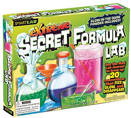 SmartLab Extreme Secret Formula Lab Kit