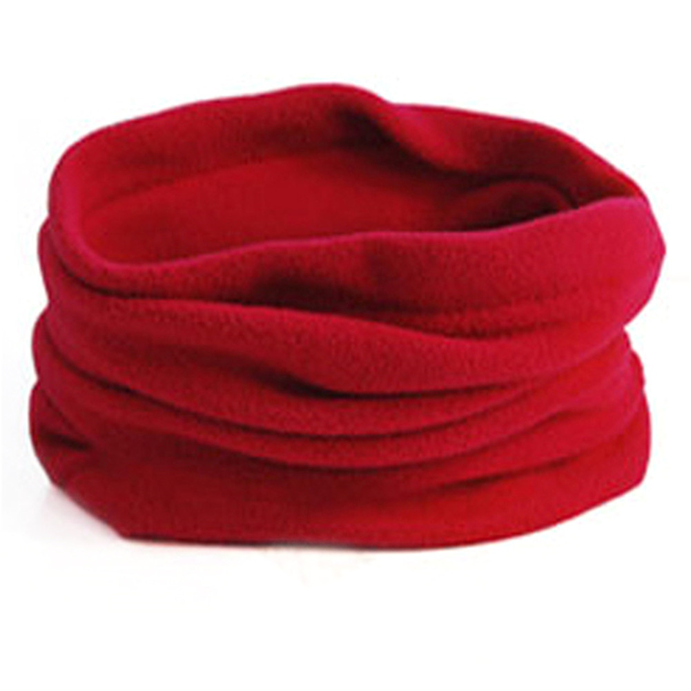 New 3 in 1 Unisex Polar Fleece Snood Hat Neck Warmer Face Mask Cap Warm Winter Bonnet Scarf Beanie Balaclava