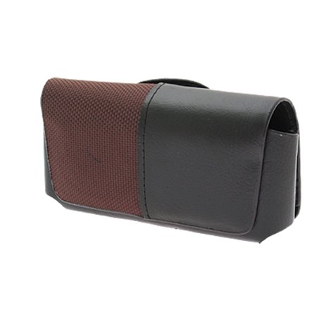 Unique Bargains Faux Leather Case Holder Black for Palm 650 700 PDA Unyet (Black Pda Case)