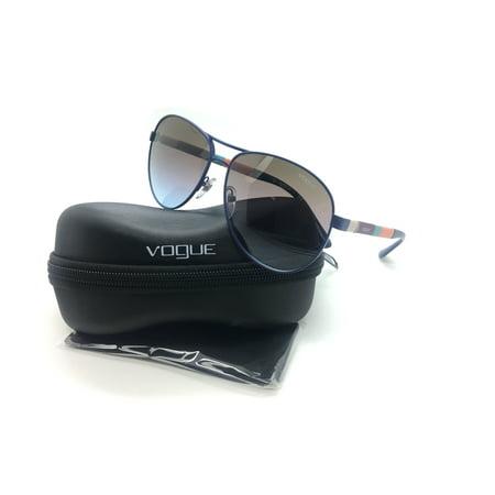 Vogue Blue Sunglasses (Vogue New Authentic Blue Women Sunglasses VO3977 S 982 S 48 2N 60 60 14 135)