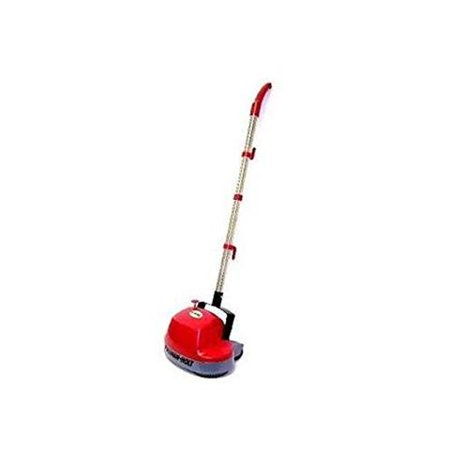 """Boss Cleaning Equipment Gloss Boss® Mini Scrubber Polisher, 11"""" Cleaning Width, Lot of 1"""