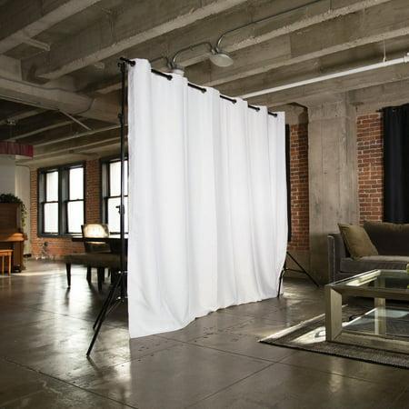 RoomDividersNow Premium Heavyweight Freestanding Room
