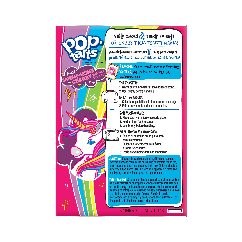 Pop-Tarts Frosted Cherry Single Serve (6 - 2ct Pk ... |Walmart Cherry Pop Tarts