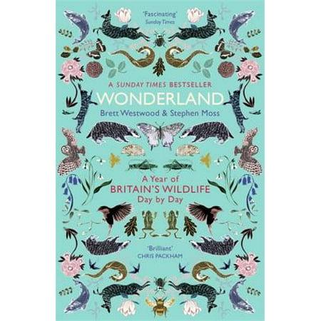 Wonderland : A Year of Britain's Wildlife, Day by - Wild Wonderland