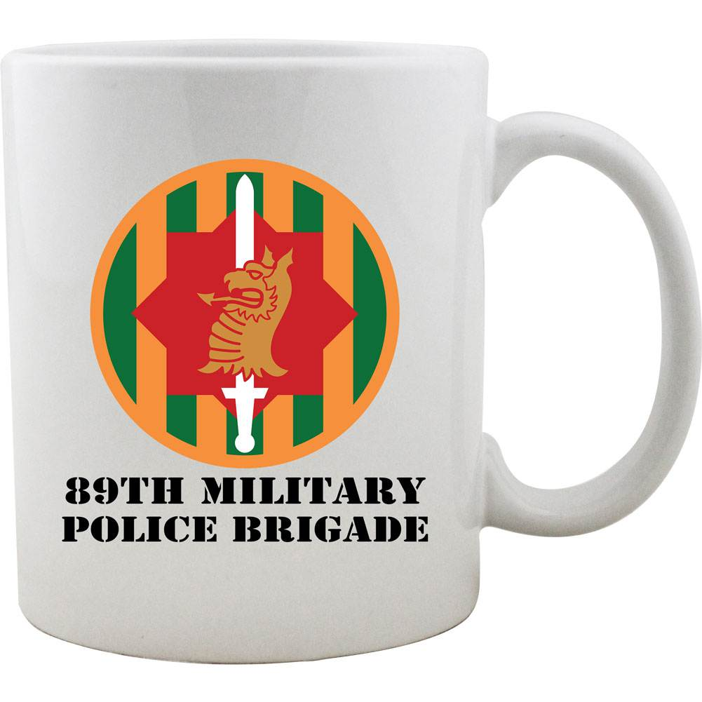 Army 89th Military Police Brigade 11oz. Coffee Mug
