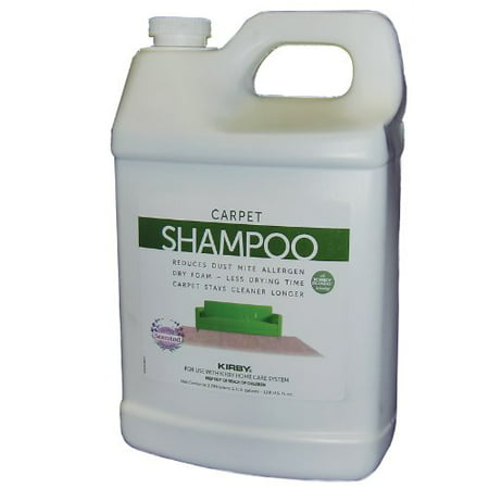 Beverage System Cleaners (1 Gallon Genuine Kirby Allergen Shampoo. (Lavender Scent). Use with all model Kirby Vacuum Cleaner Shampooer Systems.)