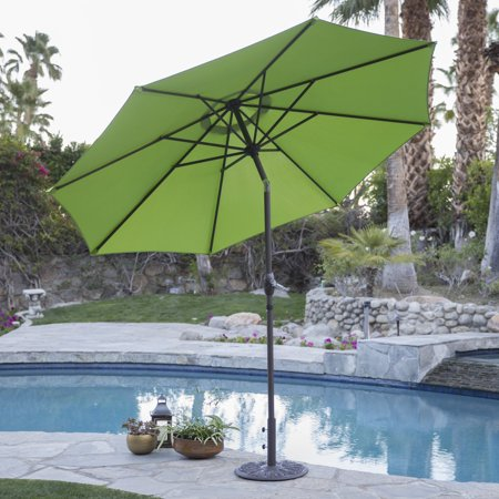 Coral Coast 9 ft. Steel Market Patio -