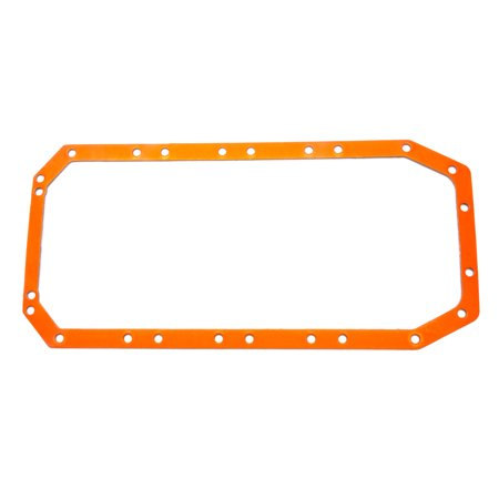 SCE Gaskets Trail FX Hemi Molded Silicone Rubber 1-Pc Oil Pan Gasket P/N