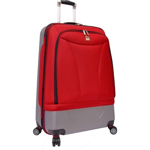 "U.S. Traveler 28"" Hybrid Spinner Suitcase"