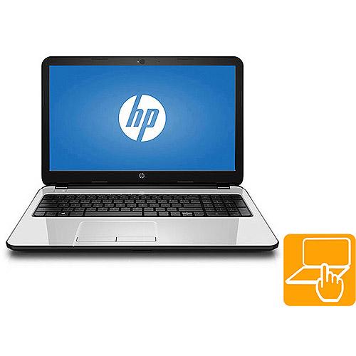 """Hp Pearl White 15.6"""" 15-g082nr Touchsmar"""