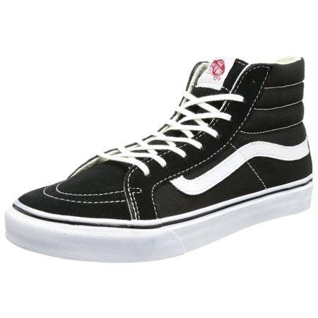 Vans SK8-Hi Slim Skate Shoes - Unusual Vans Shoes