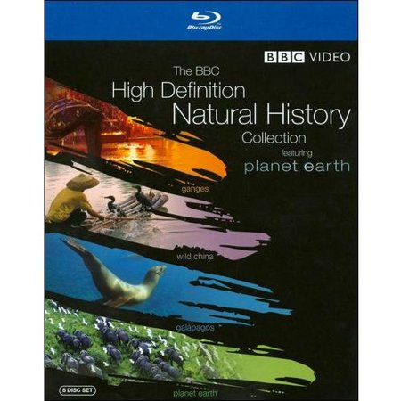 Bbc High Definition Natural History Collection  Blu Ray   Widescreen