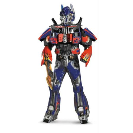 MorrisCostumes DG28526D Optimus Prime Rental Quality (Utah Costume Rental)