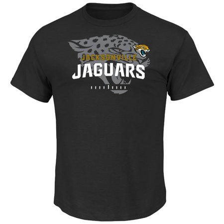 "Jacksonville Jaguars Majestic NFL ""Of Great Value"" Mens Short Sleeve T-Shirt by"