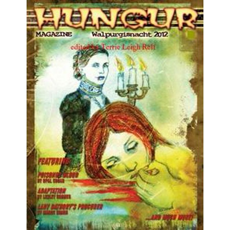 Hungur Magazine Issue 14 - eBook