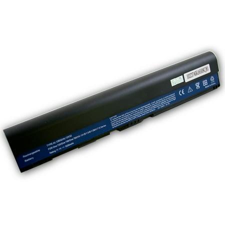 6 Cell Laptop Battery for Acer Chromebook C710 Aspire One 725 756 V5-171 TravelMate B113 B113-M B113-E AL12X32
