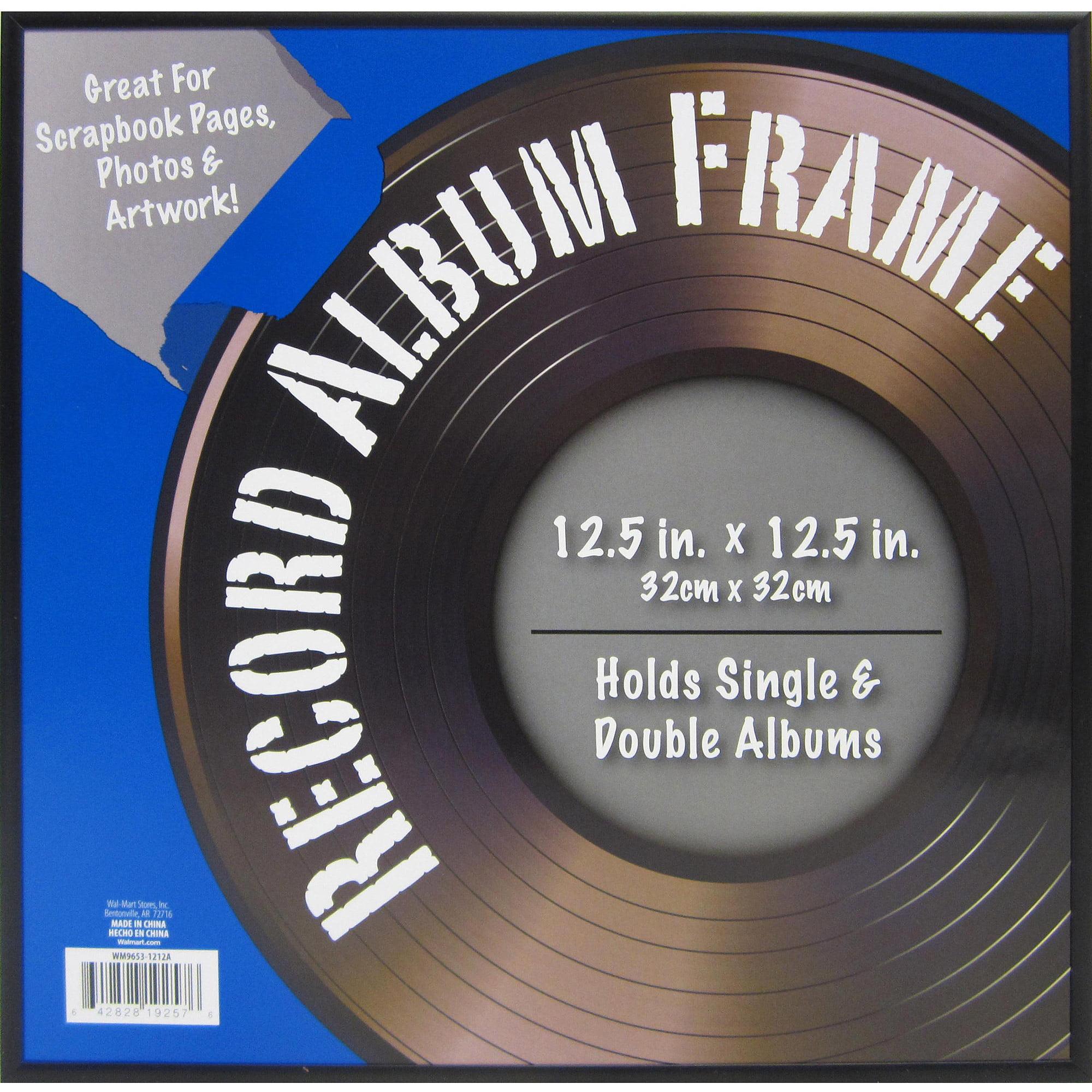 0847d77664f4 12x12 Metal Record Frame