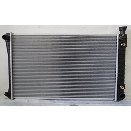 Radiator - Pacific Best Inc For/Fit 1690 95-97 Chevrolet Pickup C/K Series Manual Transmission V6/8 4.3/5.0L WITH External Oil