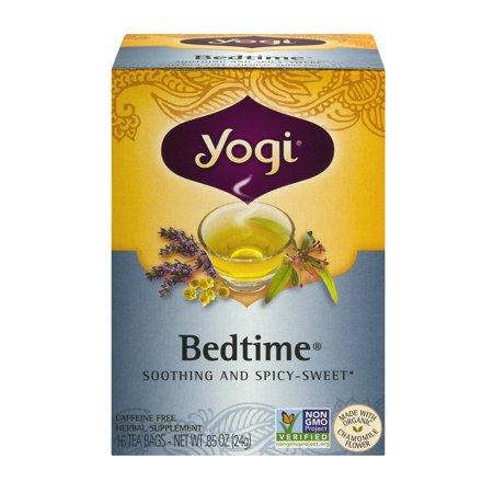 Bedtime tea reviews