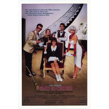 Maid To Order Movie Poster Print  27 X 40