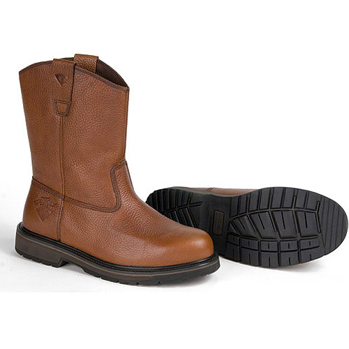 Herman Survivors Men's Workhorse II Steel-Toe Work Boots