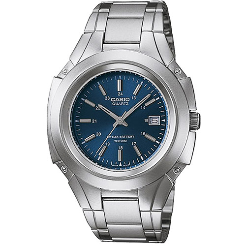 Casio Men's Classic 10-Year Battery Analog Dress Watch