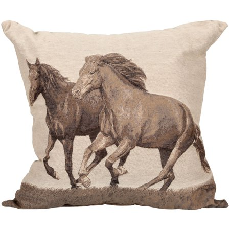 Mainstays Horse Pillow (Horse Room Decor Pillows)