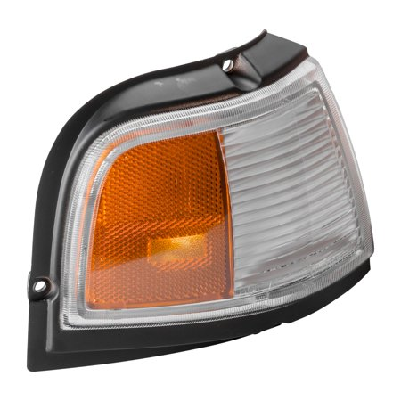 Replacement TYC 18-1835-01 Right Corner Light For 82-96 Oldsmobile Cutlass Ciera
