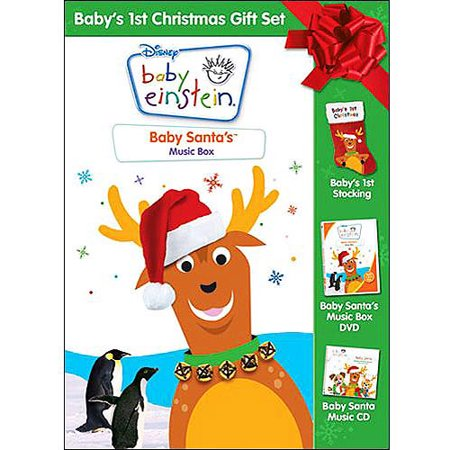 Baby Einstein: Baby's 1st Christmas Gift Set (Best Christmas Shows For Toddlers)