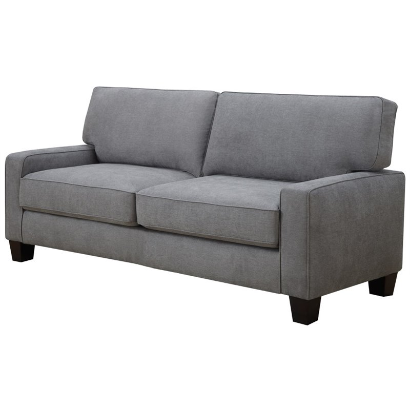 "Andrew 73"" Sofa in Gray"