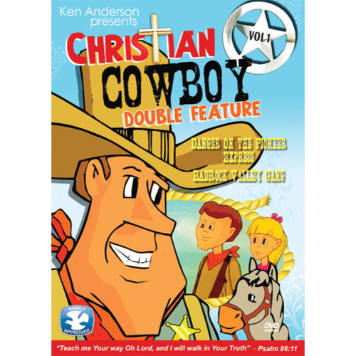 CHRISTIAN COWBOY DOUBLE FEATURE VOL 1 (DVD/DBFE)