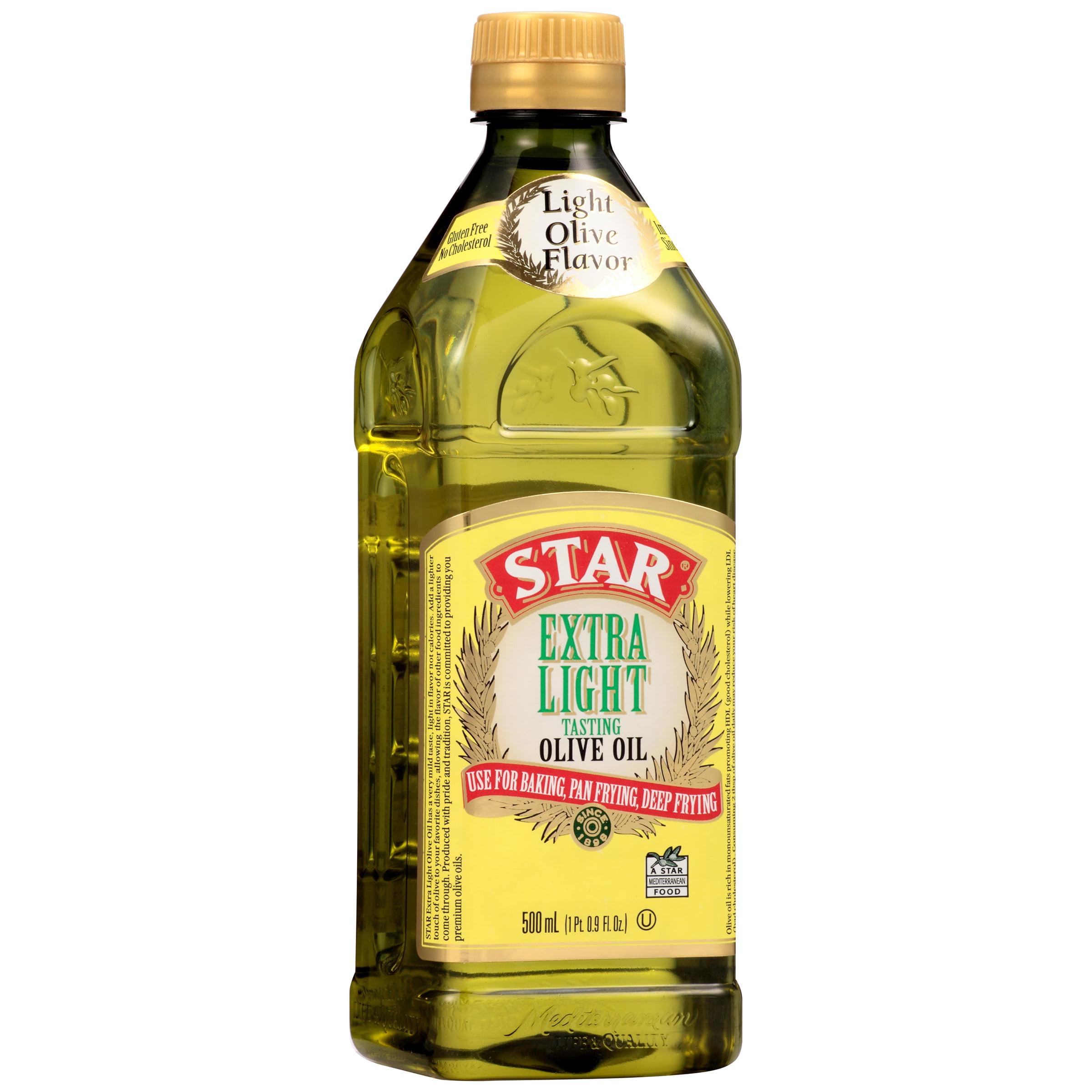 Star® Extra Light Tasting Olive Oil 16.9 fl. oz. Bottle