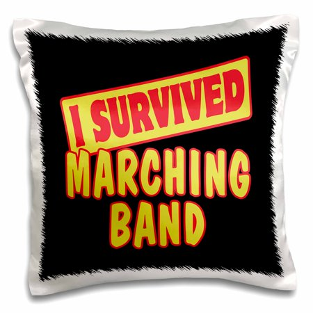 3dRose I Survived Marching Band Survial Pride And Humor Desi