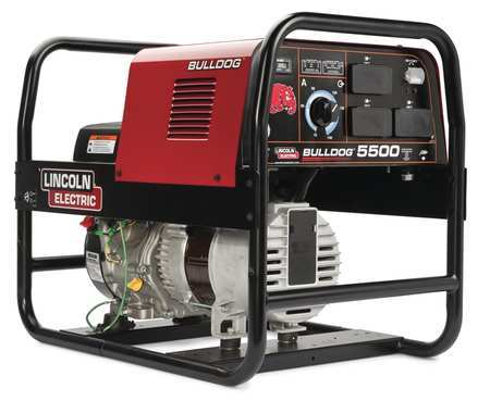 Lincoln Electric Engine Driven Welder,Bulldog 5500 K2708-2 by Lincoln Electric
