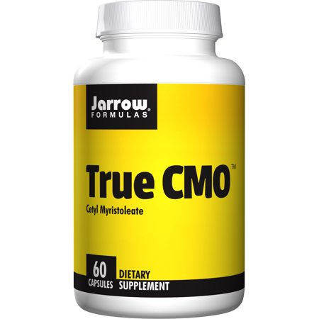 Jarrow Formulas True CMO, Supports Bone and Joint Health, 60 Caps