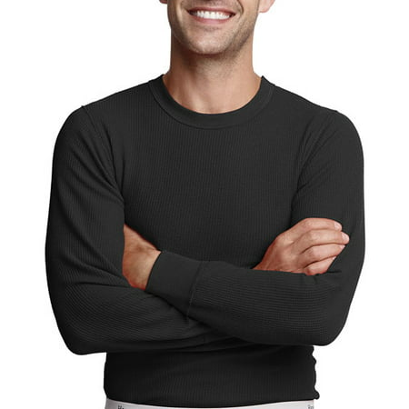 Hanes Men's X-Temp Thermal Underwear Crew Tee