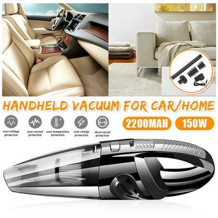 Cordless/Corded Handheld Vacuum Cleaner,Audew Hand Pet Hair Vacuum, Car Vacuum Cleaner Dust Busters for Home and Car