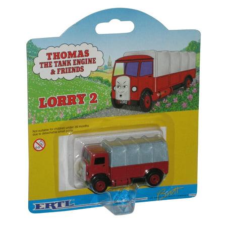 Thomas The Tank Engine & Friends Lorry 2 Ertl Toy Car Train