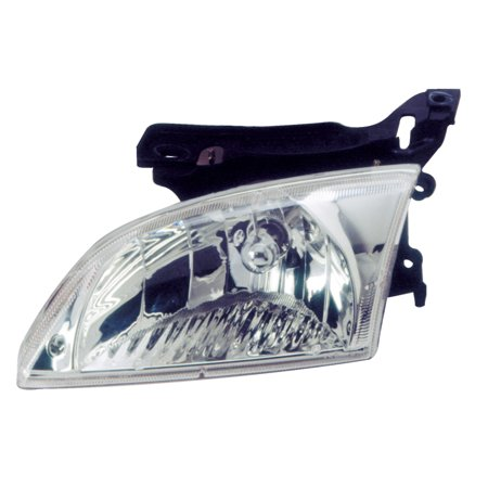 2000-2002 Chevrolet Cavalier Driver Left Side Headlight Lamp -