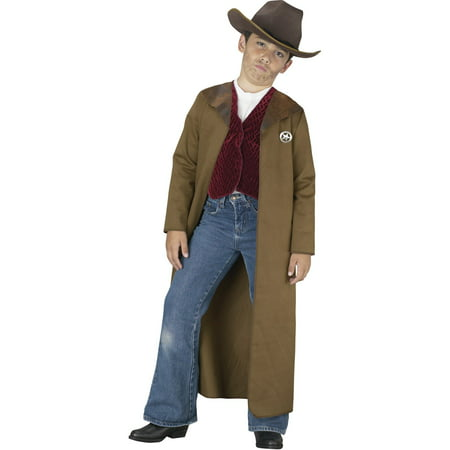 Old West Sheriff Child](Sherrif Costume)