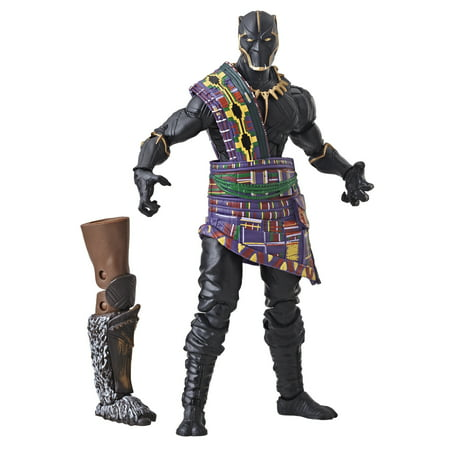 Marvel Legends Series Black Panther 6-inch T'Chaka Figure (The Black Cat Marvel)