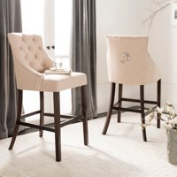 Excellent Beige Safavieh All Bar Stools Counter Stools Walmart Com Bralicious Painted Fabric Chair Ideas Braliciousco