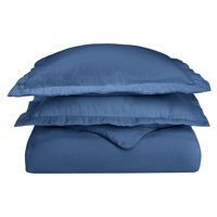 Superior Flannel Quality Cotton Solid Duvet Cover Set